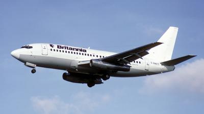 G-BNYT - Boeing 737-2E1(Adv) - Britannia Airways