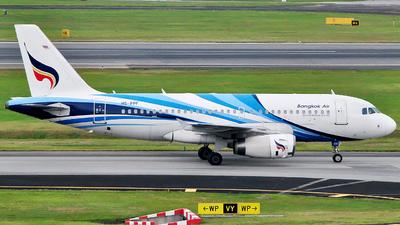 HS-PPF - Airbus A319-131 - Bangkok Airways