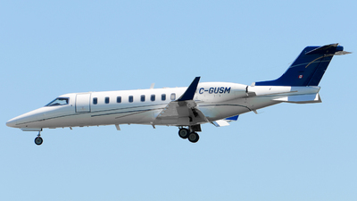 C-GUSM - Bombardier Learjet 45 - Private