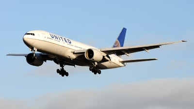 N798UA - Boeing 777-222(ER) - United Airlines