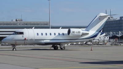 OE-LED - Bombardier CL-600-2B16 Challenger 650 - MJet