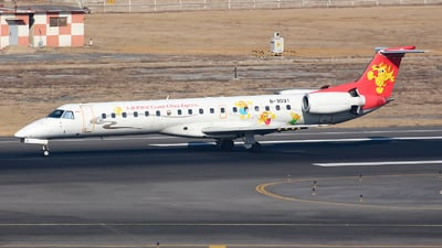 B-3031 - Embraer ERJ-145LI - Grand China Express