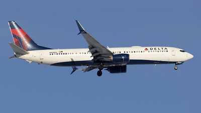 A picture of N898DN - Boeing 737932(ER) - Delta Air Lines - © Jeremy D. Dando