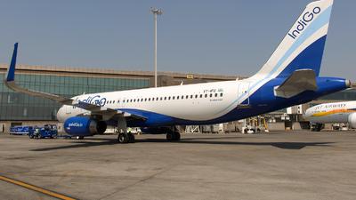 A picture of VTIFU - Airbus A320232 - IndiGo - © Aneesh Bapaye