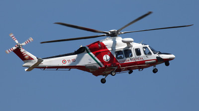 A picture of MM81898 - AgustaWestland AW139CP - [] - © Alberto Cucini