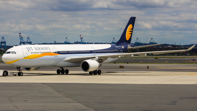 VT-JWS - Airbus A330-302 - Jet Airways