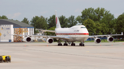 20-1102 - Boeing 747-47C - Japan - Air Self Defence Force (JASDF)