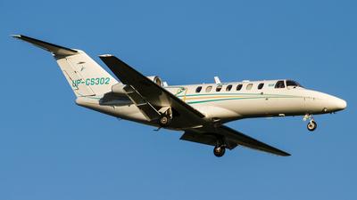 UP-CS302 - Cessna 525B CitationJet 3 - Kazairjet