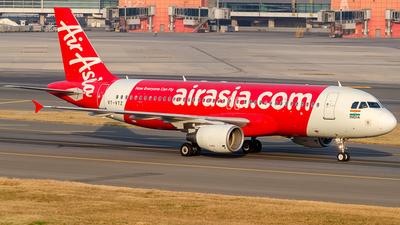 VT-VTZ - Airbus A320-214 - AirAsia India