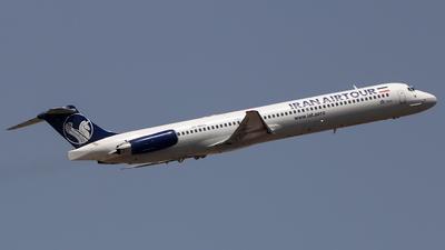EP-MDC - McDonnell Douglas MD-82 - Iran Air Tours