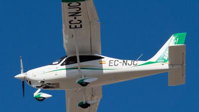 A picture of ECNJC - Tecnam P2008 JC -  - © Mateo León