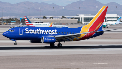 N561WN - Boeing 737-73V - Southwest Airlines
