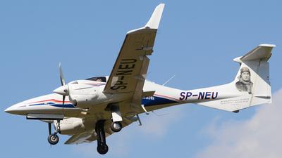 SP-NEU - Diamond DA-42-VI Twin Star - Academic Centre for Aviation Training of Polish Air Force Academy