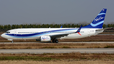 HS-NGO - Boeing 737-8Q8 - NewGen Airways