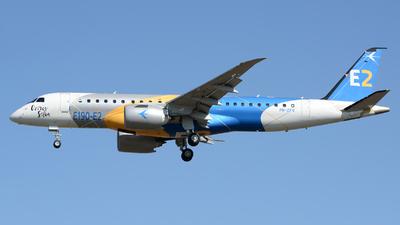 A picture of PRZFV - Embraer E190E2 - Embraer - © Romain Salerno / Aeronantes Spotters