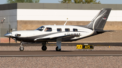 N97PM - Piper PA-46-500TP Malibu Meridian - Private