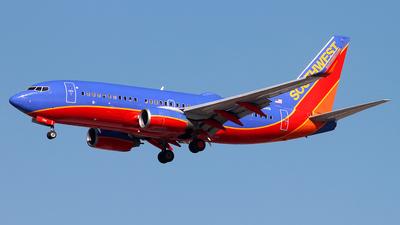 N7814B - Boeing 737-7K9 - Southwest Airlines