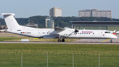 D-ABQG - Bombardier Dash 8-Q402 - Eurowings (LGW Luftfahrtgesellschaft Walter)