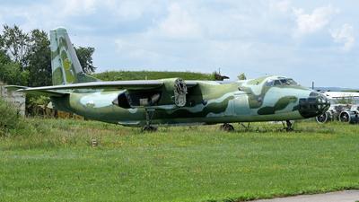ER-AWZ - Antonov An-30 - Aeroportul International Marculesti