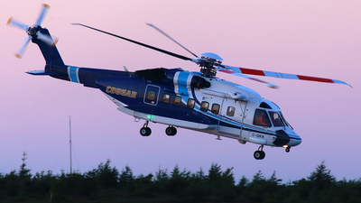 C-GIKN - Sikorsky S-92A Helibus - Cougar Helicopters