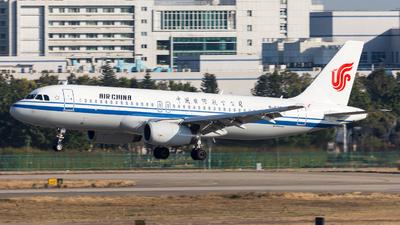 B-6773 - Airbus A320-232 - Air China