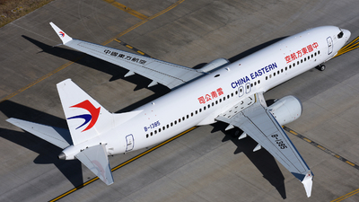 B-1385 - Boeing 737-8 MAX - China Eastern Airlines