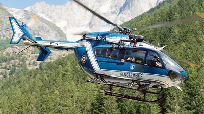 F-MJBK - Eurocopter EC 145 - France - Gendarmerie