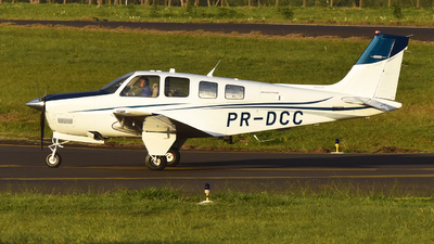 PR-DCC - Beechcraft G36 Bonanza - Private