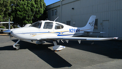 A picture of N29WH - Cirrus SR22 - [0974] - © Jamie West