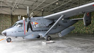 1006 - PZL-Mielec M-28-1R Bryza - Poland - Navy