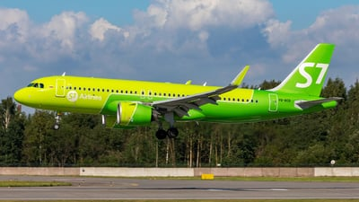 A picture of VQBCR - Airbus A320271N - S7 Airlines - © Sardor Durumov