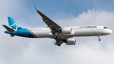 D-AVYR - Airbus A321-271NX - Air Transat