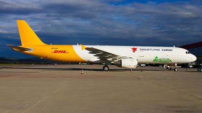 9H-CGB - Airbus A321-211P2F - SmartLynx Cargo (SmartLynx Malta)
