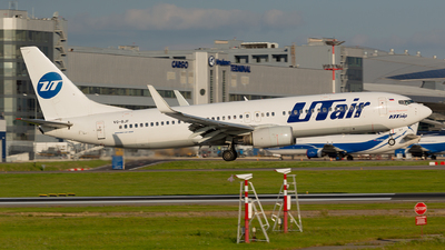 VQ-BJF - Boeing 737-8AS - UTair Aviation