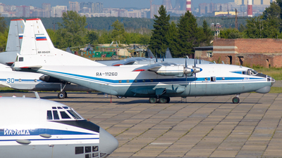 RF-95428 - Antonov An-12BK - Russia - Air Force