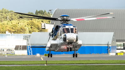 A picture of LNOID - Sikorsky S92A - Bristow Helicopters - © Tommy Rogne