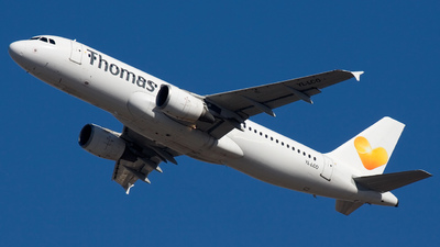 YL-LCO - Airbus A320-214 - Thomas Cook Airlines (SmartLynx Airlines)