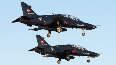 155221 - British Aerospace CT-155 Hawk - Canada - Royal Canadian Air Force (RCAF)