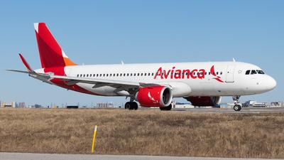 N769AV - Airbus A320-251N - Avianca Central America