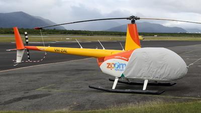 VH-ZAL - Robinson R44 Raven II - Zoom Helicopters