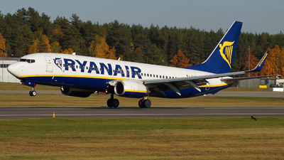 EI-EMC - Boeing 737-8AS - Ryanair