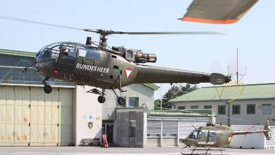 3E-KB - Sud-Est SE.3160 Alouette III - Austria - Air Force
