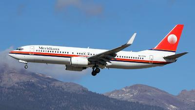 EI-FNU - Boeing 737-86N - Meridiana