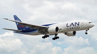 N774LA - Boeing 777-F6N - LAN Cargo