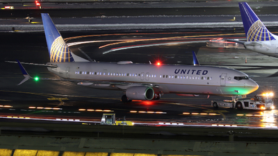 A picture of N69819 - Boeing 737924(ER) - United Airlines - © Xiamen Air 849 Heavy