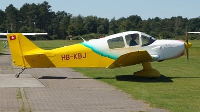 HB-KBJ - Jodel DR250/160 Capitaine - Private