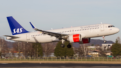 SE-ROR - Airbus A320-251N - Scandinavian Airlines (SAS)