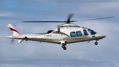 I-AWTC - Agusta-Westland AW-109SP - Private