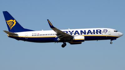 A picture of SPRSC - Boeing 7378AS - Ryanair - © Donato Bolelli