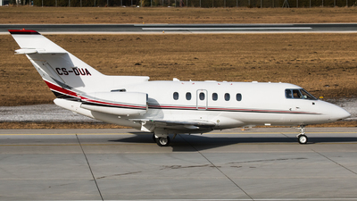 CS-DUA - Hawker Beechcraft 750 - NetJets Europe